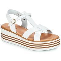 Zapatos Mujer Sandalias André LUANA Blanco