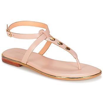 Zapatos Mujer Sandalias André CHARLENE Nude
