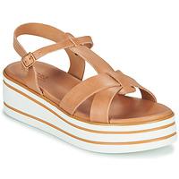 Zapatos Mujer Sandalias André LUANA Camel