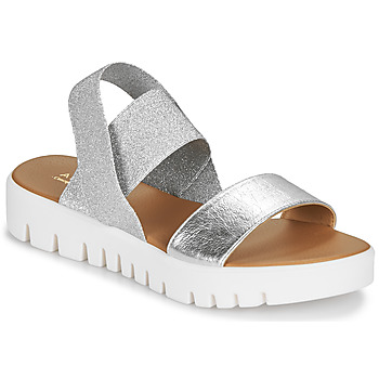 Zapatos Mujer Sandalias André EMY Plateado