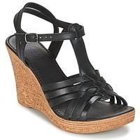 Zapatos Mujer Sandalias André FABULEUSE Negro