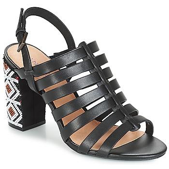 Zapatos Mujer Sandalias André DJEMBE Camel
