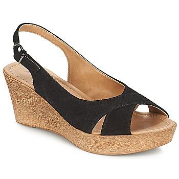 Zapatos Mujer Sandalias André DESTINY Negro