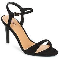 Zapatos Mujer Sandalias André SAXO Negro