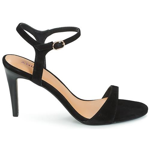 Zapatos Saxo Sandalias Mujer Negro André OTZPkiXwu