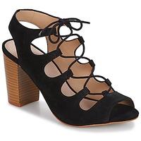 Zapatos Mujer Sandalias André LAETITIA Negro