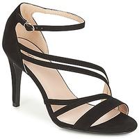 Zapatos Mujer Sandalias André FLAMINGO Negro