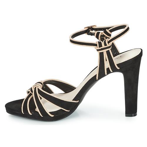 Arpege Sandalias Negro Mujer Zapatos André k8w0PXONn