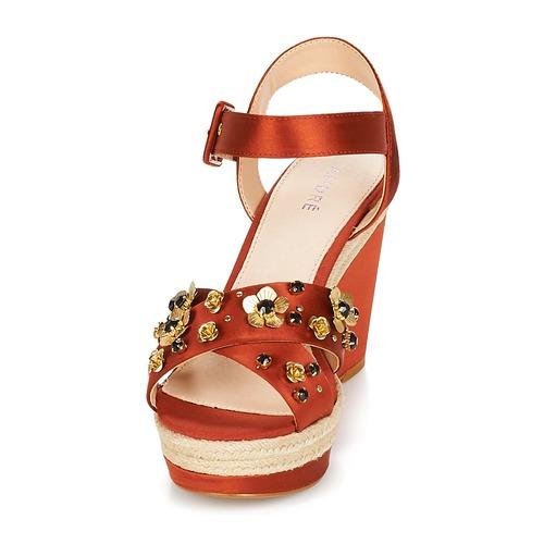 Ixia Mujer Sandalias Zapatos André Ocre dBrxeoCW