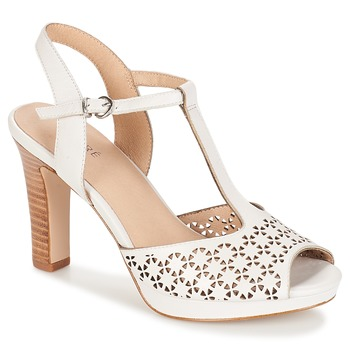 Zapatos Mujer Sandalias André TIFEN Blanco
