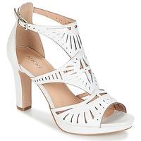 Zapatos Mujer Sandalias André TINA Blanco