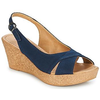 Zapatos Mujer Sandalias André DESTINY Marino