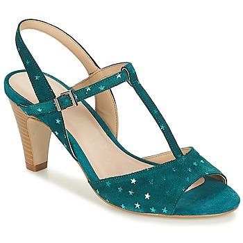 Zapatos Mujer Sandalias André BETY Turquesa