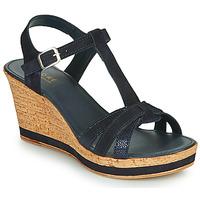 Zapatos Mujer Sandalias André ALOE Marino