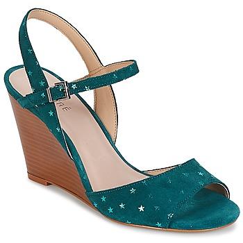 Zapatos Mujer Sandalias André BECKY Turquesa