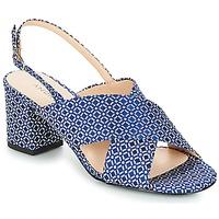 Zapatos Mujer Sandalias André LOYAUTE Azul
