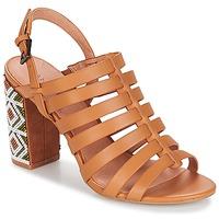Zapatos Mujer Sandalias André DJEMBE Negro