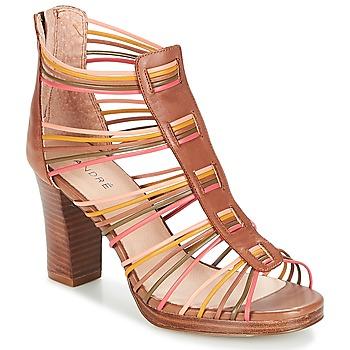 Zapatos Mujer Sandalias André MASSAYE Camel
