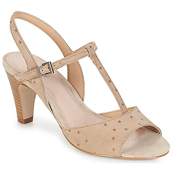 Zapatos Mujer Sandalias André BETY Beige