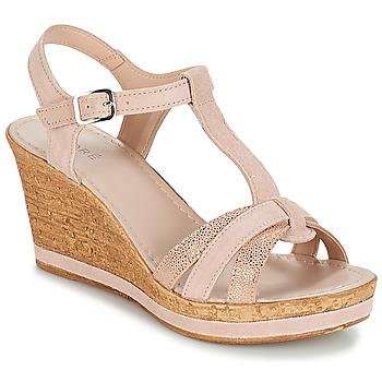 Zapatos Mujer Sandalias André ALOE Nude