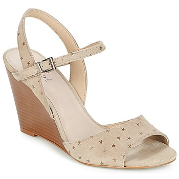 Zapatos Mujer Sandalias André BECKY Beige