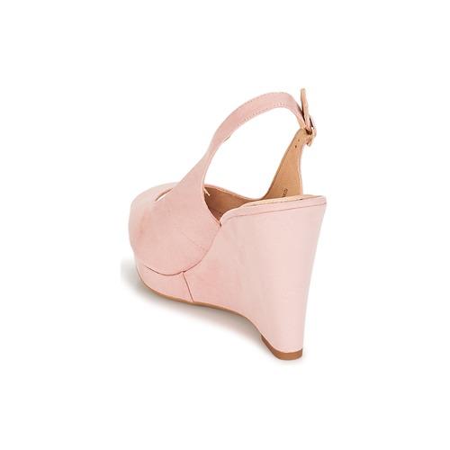 Zapatos Nude Sandalias Mujer Pinup André 0v8ymwONnP