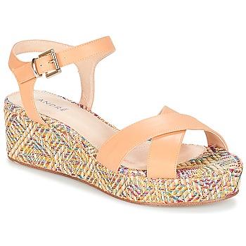 Zapatos Mujer Sandalias André KEA Crudo