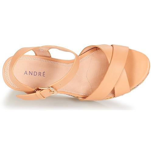 Sandalias André André André Nude Sandalias André Nude Sandalias Nude Sandalias TJ3uK1lcF