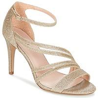 Zapatos Mujer Sandalias André FLAMINGO Dorado