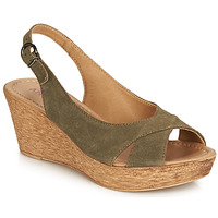 Zapatos Mujer Sandalias André DESTINY Kaki