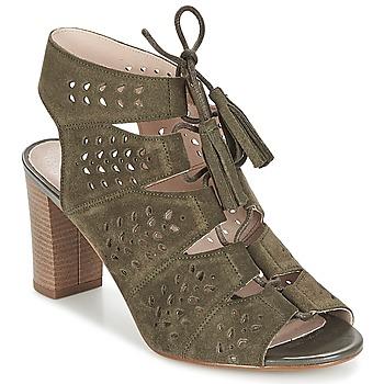 Zapatos Mujer Sandalias André THEI Kaki