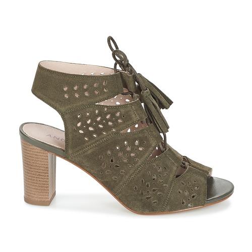 Mujer André Sandalias Kaki Zapatos Thei tCsQrdxh