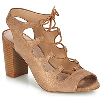 Zapatos Mujer Sandalias André LAETITIA Bronce