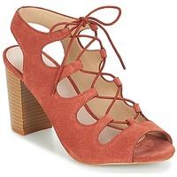 Zapatos Mujer Sandalias André LAETITIA Rosa