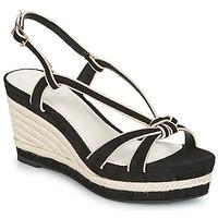 Zapatos Mujer Sandalias André TEMPO Negro