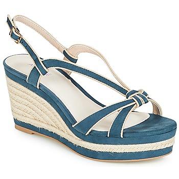 Zapatos Mujer Sandalias André TEMPO Azul