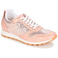Zapatos Mujer Zapatillas bajas André RUNY Rosa