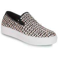 Zapatos Mujer Slip on André TRESSE Negro