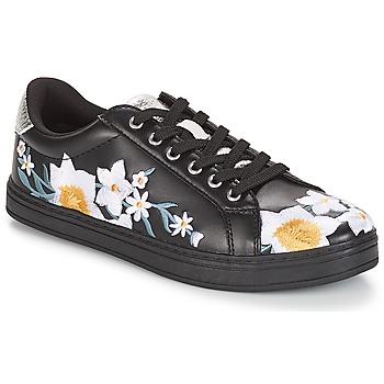 Zapatos Mujer Zapatillas bajas André COROLLE Negro
