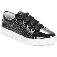 Zapatos Mujer Zapatillas bajas André BEST Negro