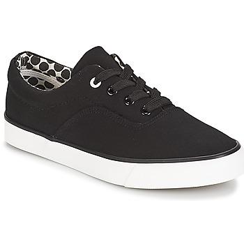 Zapatos Mujer Zapatillas bajas André FUSION Negro