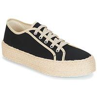 Zapatos Mujer Zapatillas bajas André LODGE Negro