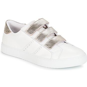 Zapatos Mujer Zapatillas bajas André PADDLE Blanco
