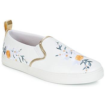 Zapatos Mujer Slip on André CHARDON Blanco