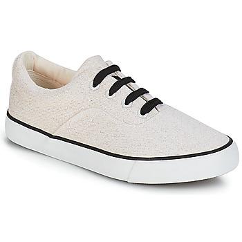 Zapatos Mujer Zapatillas bajas André FUSION Blanco
