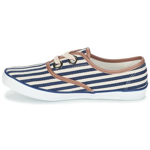 Zapatillas Bajas Mujer Zapatos André Melon Azul 29IYWEDHe