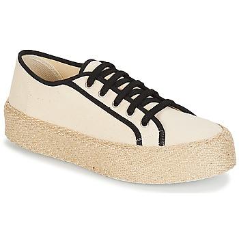 Zapatos Mujer Zapatillas bajas André LODGE Crudo