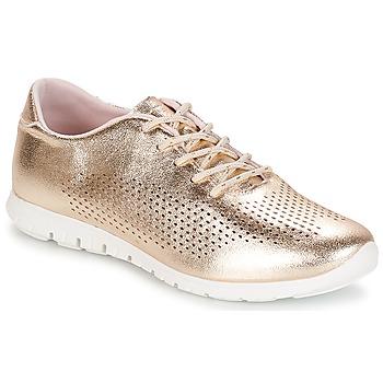 Zapatos Mujer Zapatillas bajas André AIKIDO Dorado