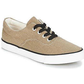 Zapatos Mujer Zapatillas bajas André FUSION Dorado