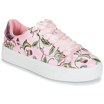 Zapatos Mujer Zapatillas bajas André POPY Rosa